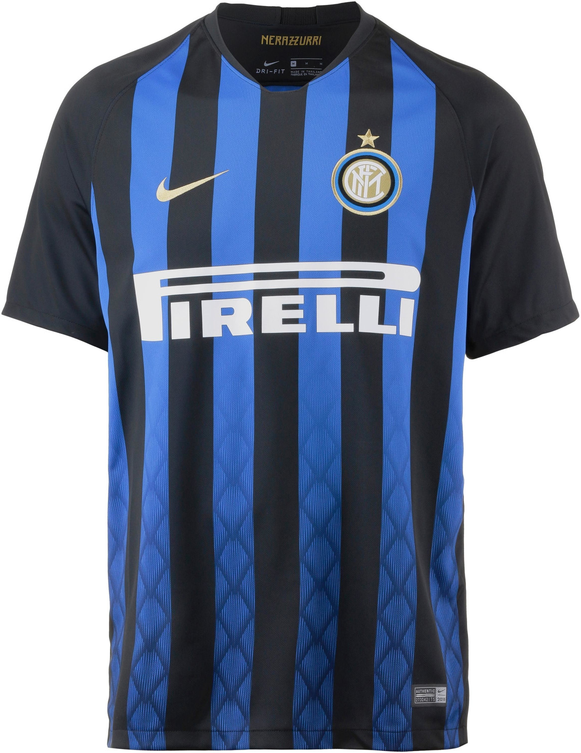 Image of Nike Inter Home Jersey 2018/2019