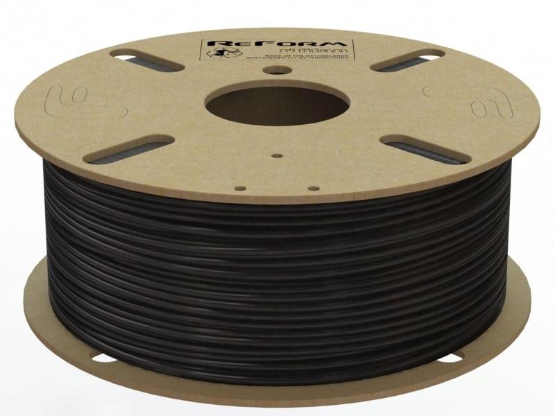 Image of Formfutura ReForm Filament 1.75mm black (175RTITAN-BLCK-1000)
