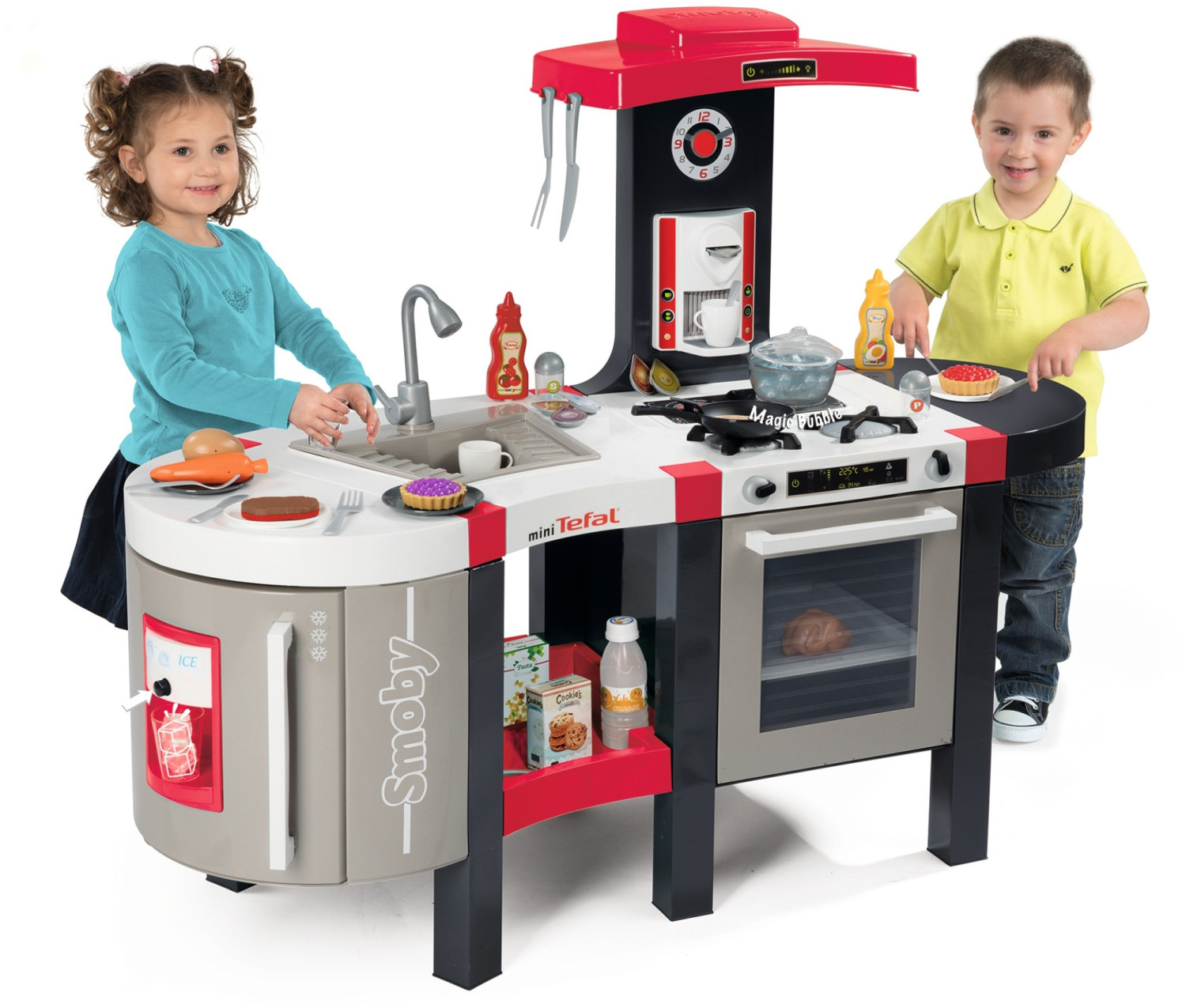 Smoby Tefal French Touch Bubble Küche