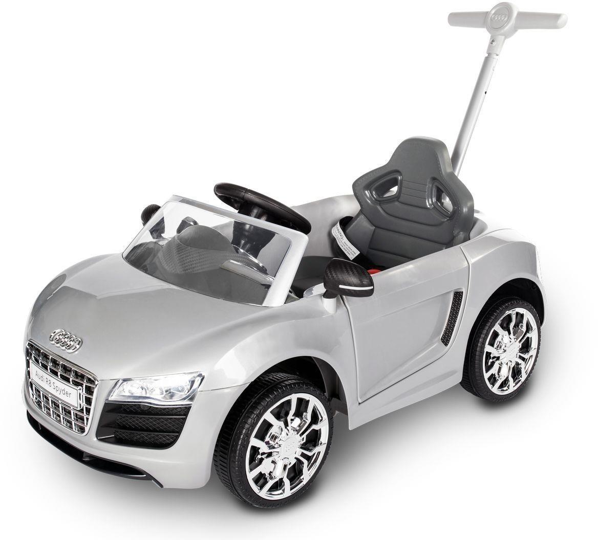 Rollplay Audi Push Auto silber