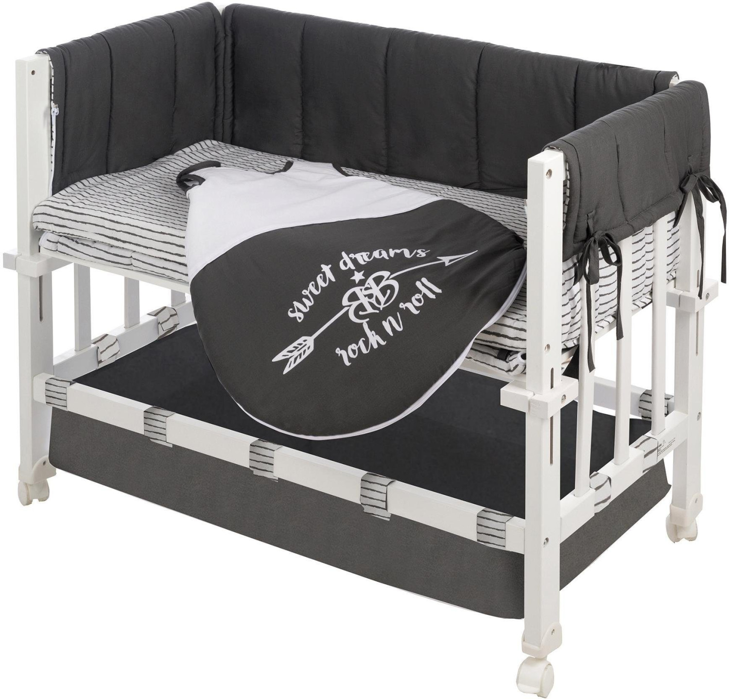 Roba Room Bed 3 in 1 Rock Star Baby