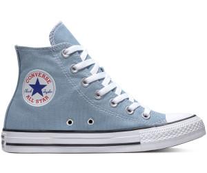 Converse Chuck Taylor All Star Hi washed denim (162114C) ab ...