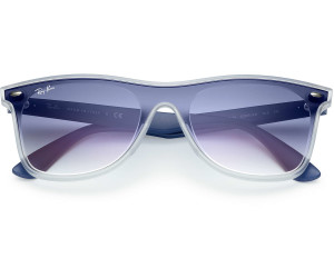 fb94df1fe21 Buy Ray-Ban Blaze Wayfarer RB4440N 6356X0 (transparent blue blue ...