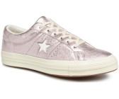 Converse One Star Heavy Metallic Damen Sneaker Silber | Outlet