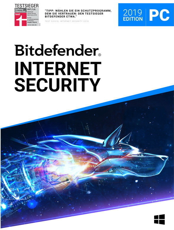 Image of Bitdefender Internet Security 2019
