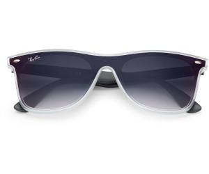 e25498cea54 Buy Ray-Ban Blaze Wayfarer RB4440N 6355U0 (transparent black grey ...