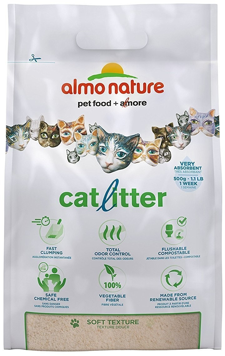 Image of Almo Nature Almo Nature Catlitter 2.27 kg