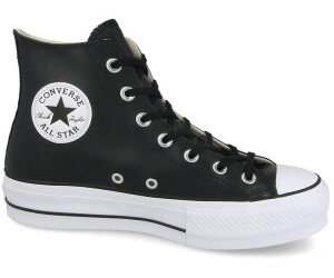 Converse Chuck Taylor All Star Lift Leather High au meilleur ...