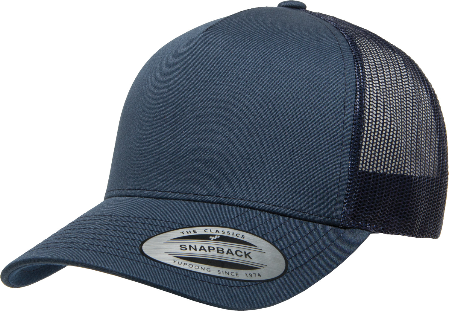 Flexfit 6506 5-Panel Retro Yupoong Trucker navy