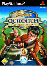 Harry Potter - Quidditch Weltmeisterschaft (PS2)