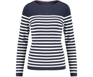 f62088322cc1f Tommy Hilfiger Ivy Boat Neck Sweater blue (WW0WW22046) ab 69,90 ...
