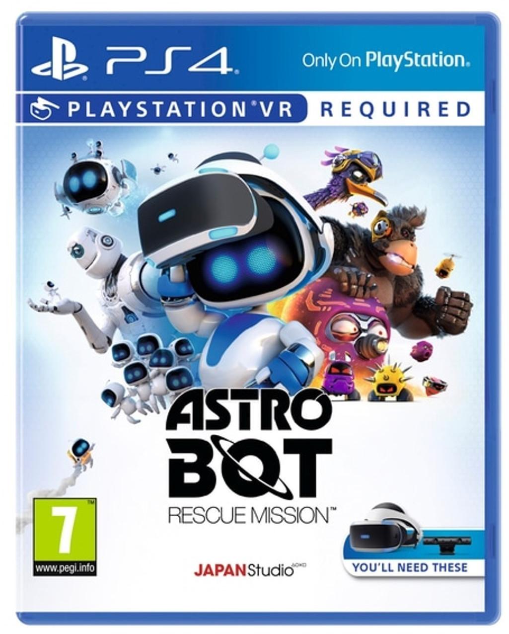 Astro Bot: Rescue Mission (PS4)