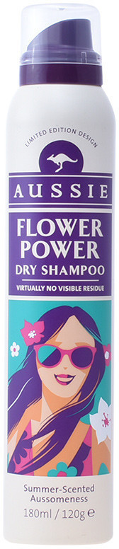 Aussie Hair Flower Power Dry Shampoo (180 ml)