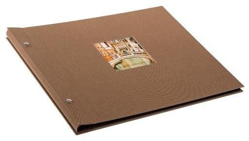 #Goldbuch Schraubalbum Bella Vista Trend 2 39×31/40 sand#