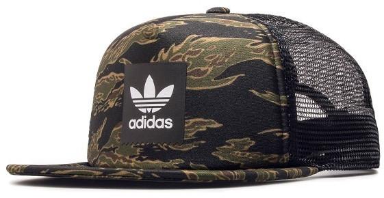 Adidas Camouflage Trucker Cap multicolor