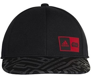 new product a4ee3 d73d7 Adidas Star Wars Cap black Dgh Solid grey Vivid red