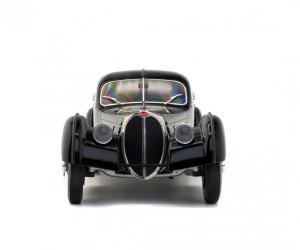 Solido 1:18 Bugatti Atlantic schwarz 421184430