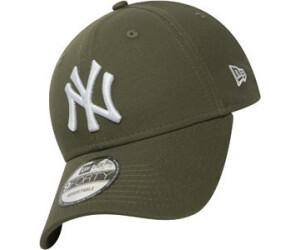 44b91330370cd New Era 940 League Essential NY Yankees Cap new olive optic white ab ...