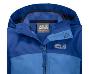 Jack Wolfskin Iceland 3in1 Jacket Girls zircon blue (1605264