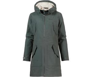 Jack Wolfskin Rocky Point Parka Women greenish grey ab € 207