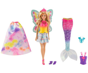 factory outlet best quality wholesale Barbie Poupée 3 tenues au meilleur prix sur idealo.fr