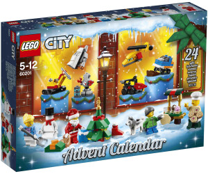 buy lego city advent calendar from compare prices. Black Bedroom Furniture Sets. Home Design Ideas