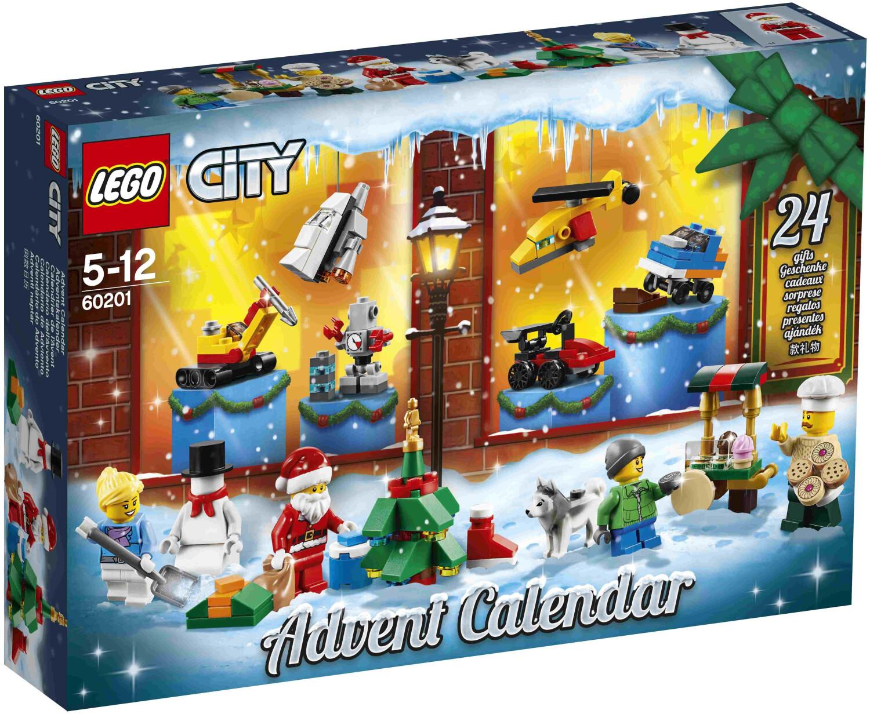 LEGO City - Calendrier de l'Avent 2018 (60201)
