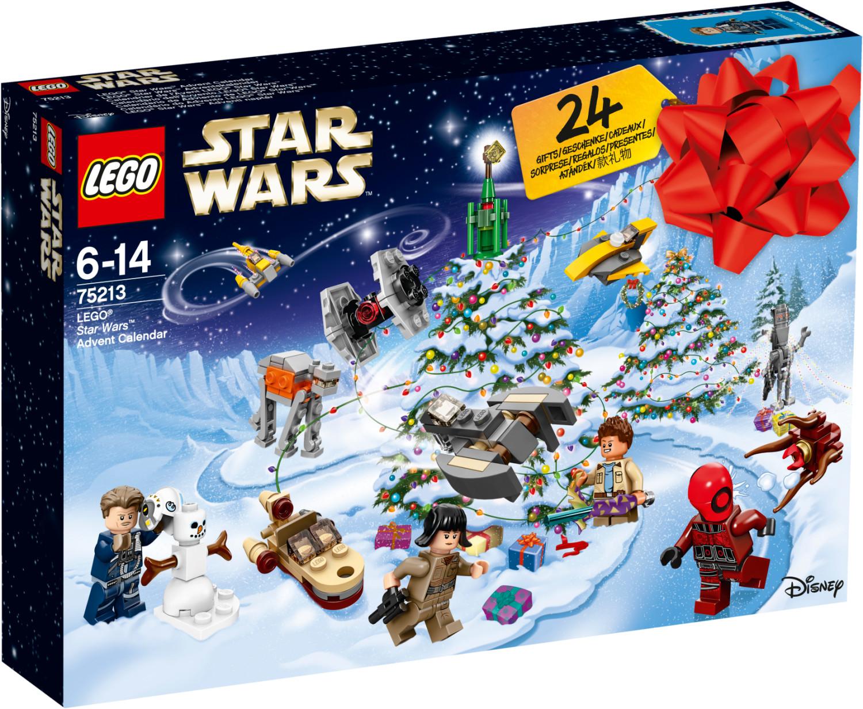 LEGO Star Wars - Calendrier de l'Avent 2018 (75213)