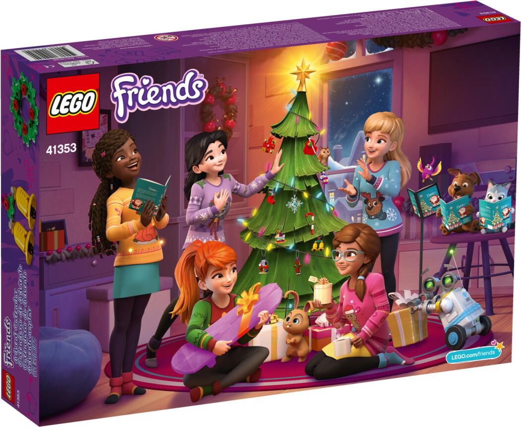 LEGO Friends - Calendrier de l'Avent 2018 (41353)