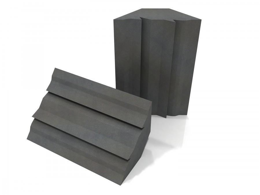 Image of EQ Acoustics Project Corner Traps