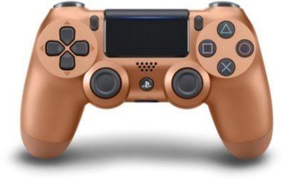 Sony Playstation PS4 Controller Dual Shock wireless kupfer NEU