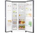 Amerikanischer Kühlschrank Lg : Lg side by side kühlschrank preisvergleich günstig bei idealo kaufen
