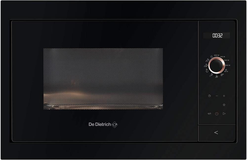 Image of De Dietrich DME7121A absolute black