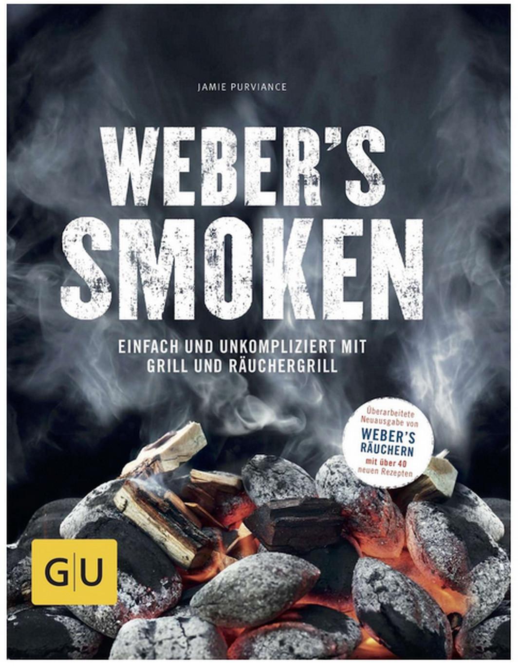 Weber's Smoken (Jamie Purviance) [gebundene Ausgabe]