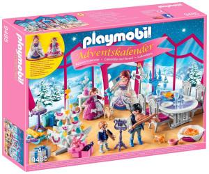 Playmobil Calendrier de l'Avent Bal de Noël au salon de Cristal 2018 (9485)