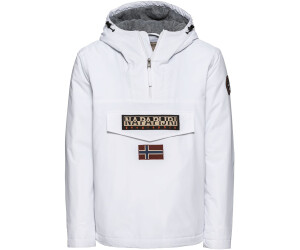 Napapijri Jacket Rainforest Winter Men white (N0YGNJ 002) ab