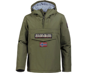 Napapijri Jacket Rainforest Winter Men green musk (N0YGNJ