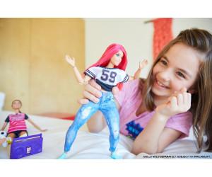 Barbie Made To Move Doll FJB19 a € 58,00 (oggi)   Miglior prezzo