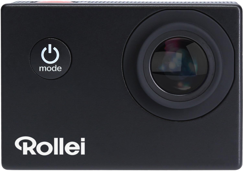 Rollei Actioncam 540 - WiFi Actionkamera mit 4k Video-Auflösung und...