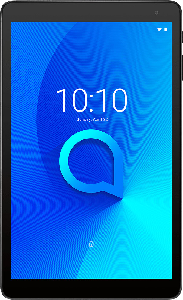Image of Alcatel 1T 10 black