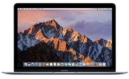 Image of Apple MacBook Pro 13'' Retina 2017 (MPXQ2T/A)