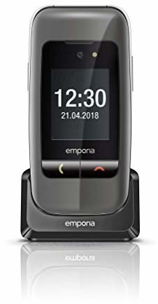 Image of Emporia One grey/silver