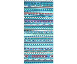 fc7e0c7d6f08 Buff High UV Tubular handicraft turquoise au meilleur prix sur idealo.fr