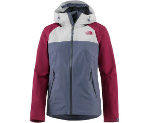 wholesale dealer 01bdc 9d9c1 Buy The North Face Women's Stratos Jacket grisaille grey/tin ...