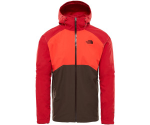 outlet store f0af4 8ca5f The North Face Herren Stratos Jacke bittersweet brown/fiery ...
