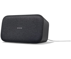 google home max charcoal au meilleur prix sur. Black Bedroom Furniture Sets. Home Design Ideas