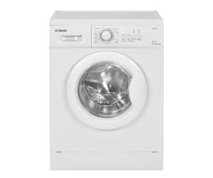 Bianco lavatrice Bomann WA 5711 Libera installazione Carica frontale 6kg 1000Giri//min A+