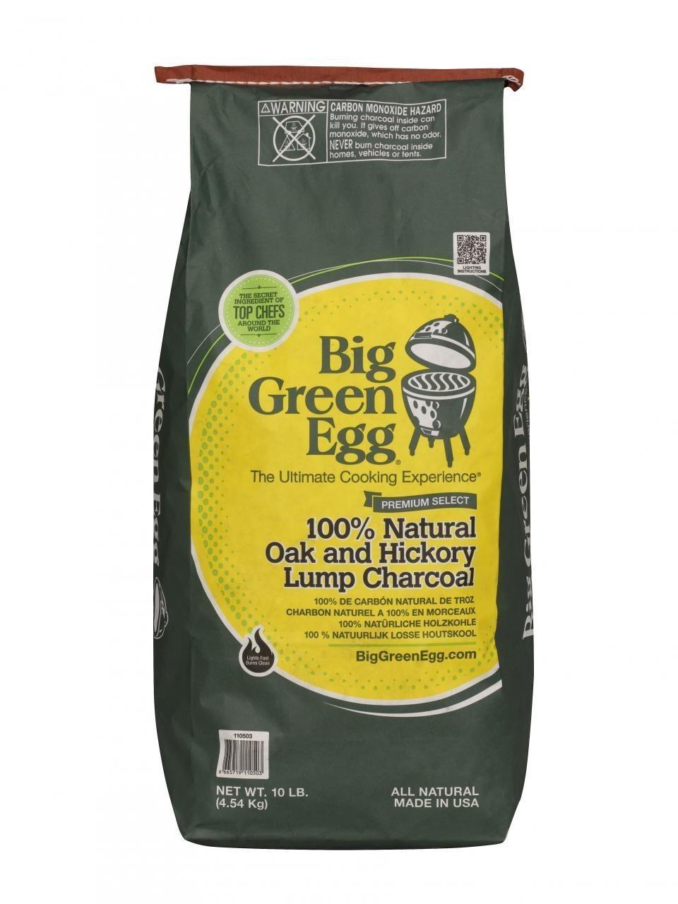 Big Green Egg Bio-Holzkohle 4,5 kg
