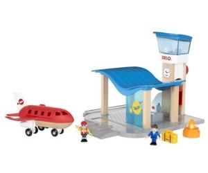 Blaues Flugzeug BRIO 33306 Spielset