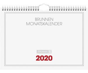 3 Monatskalender Kalender Wandkalender 2020 Dreimonatskalender